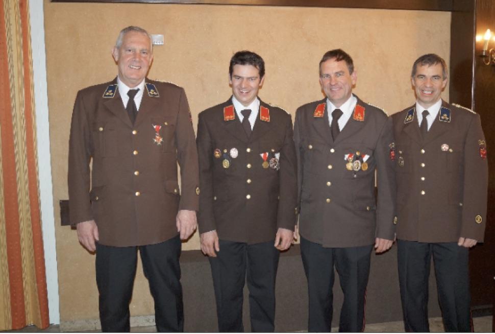 Das Kommando in Wilten 2017