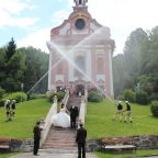 Hochzeit von Helmut Rumer