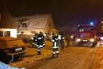 [EINSATZ] Brand eines Zweifamilienhauses in der Sieglanger-Siedlung