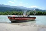 Neue Bootsführer in Wilten