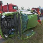 [Einsatz] Verkehrsunfall auf der A12