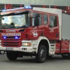 Fahrzeugsegnung unseres neuen Rüstfahrzeuges