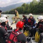 Rettungsschwimmerschulung in Kufstein