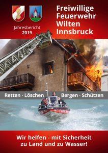 Jahresbericht 2019 der Freiwilligen Feuerwehr Wilten in Innsbruck
