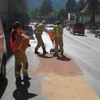 [Einsatz] Ölspur in Innsbruck