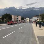 [Einsatz] Bombenfund in Innsbruck
