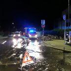 [Einsatz] Wasserrohrbruch in Innsbruck
